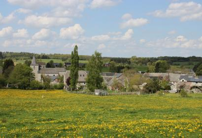 Les plus beaux villages de Wallonie - Ny