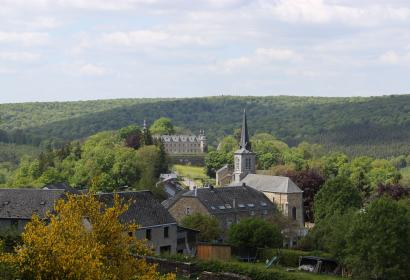 Les plus beaux villages de Wallonie - Mirwart